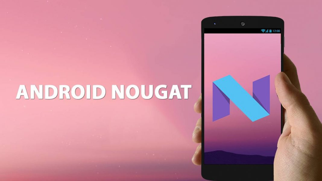 Android Nougat 7,0